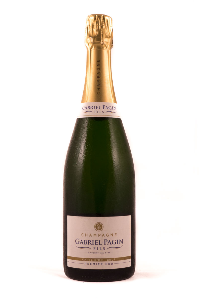 Champagne Gabriel Pagin Carte d'Or
