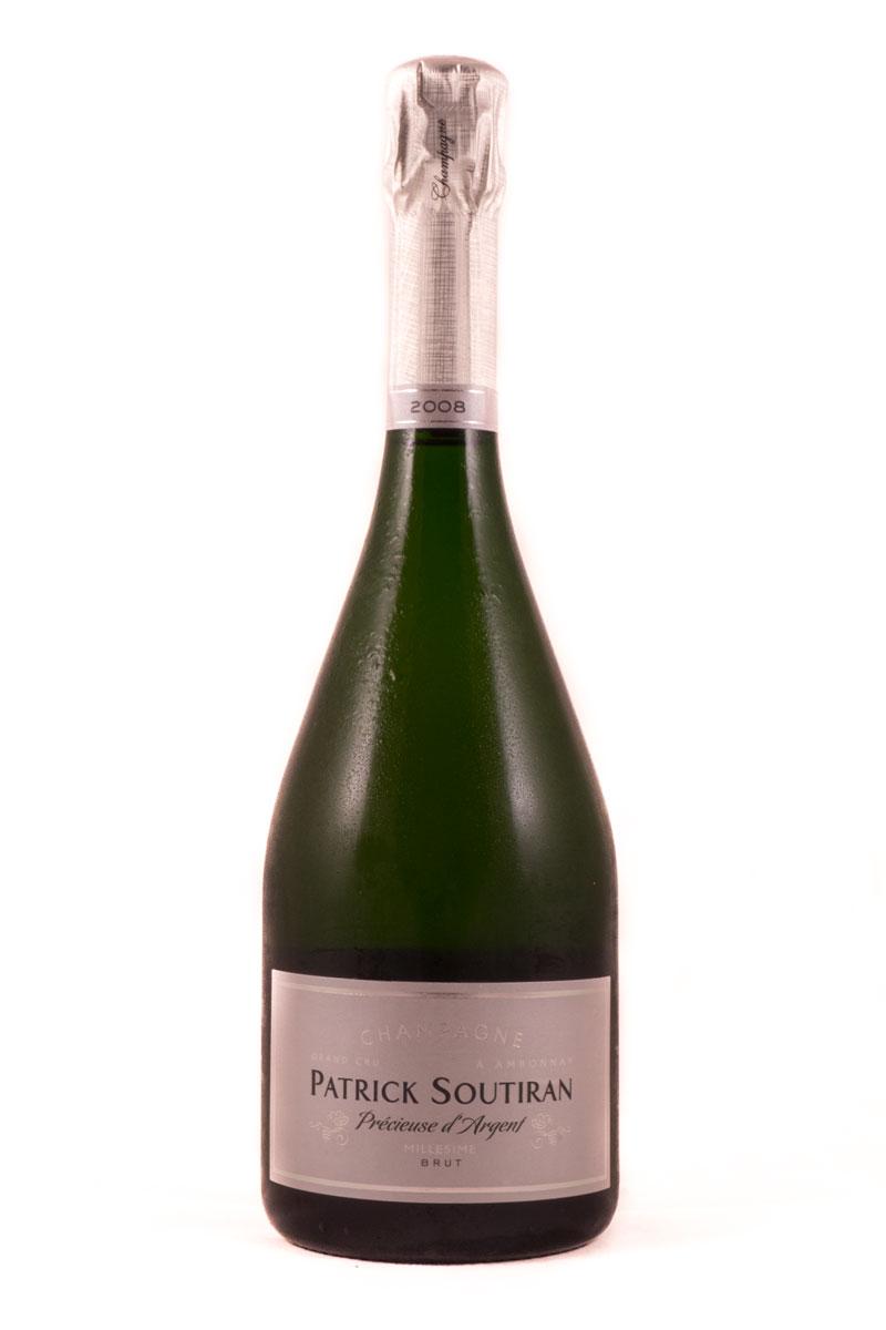 Champagne Patrick Soutiran Précieus d'Argent - Vintage 2008